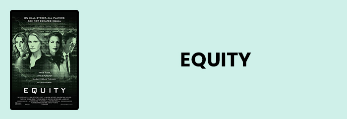 Equity - Top 10 movies for entrepreneurs