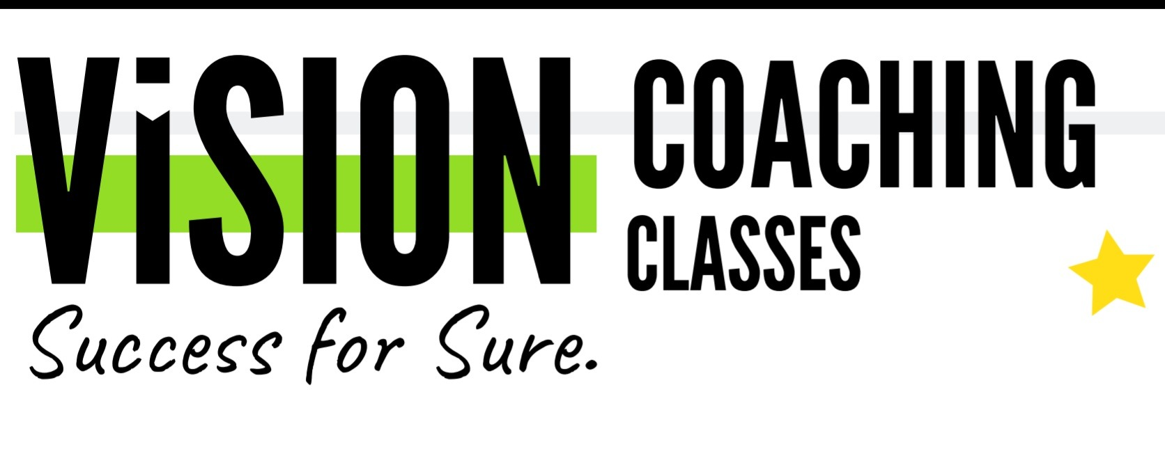 Vision coaching classes