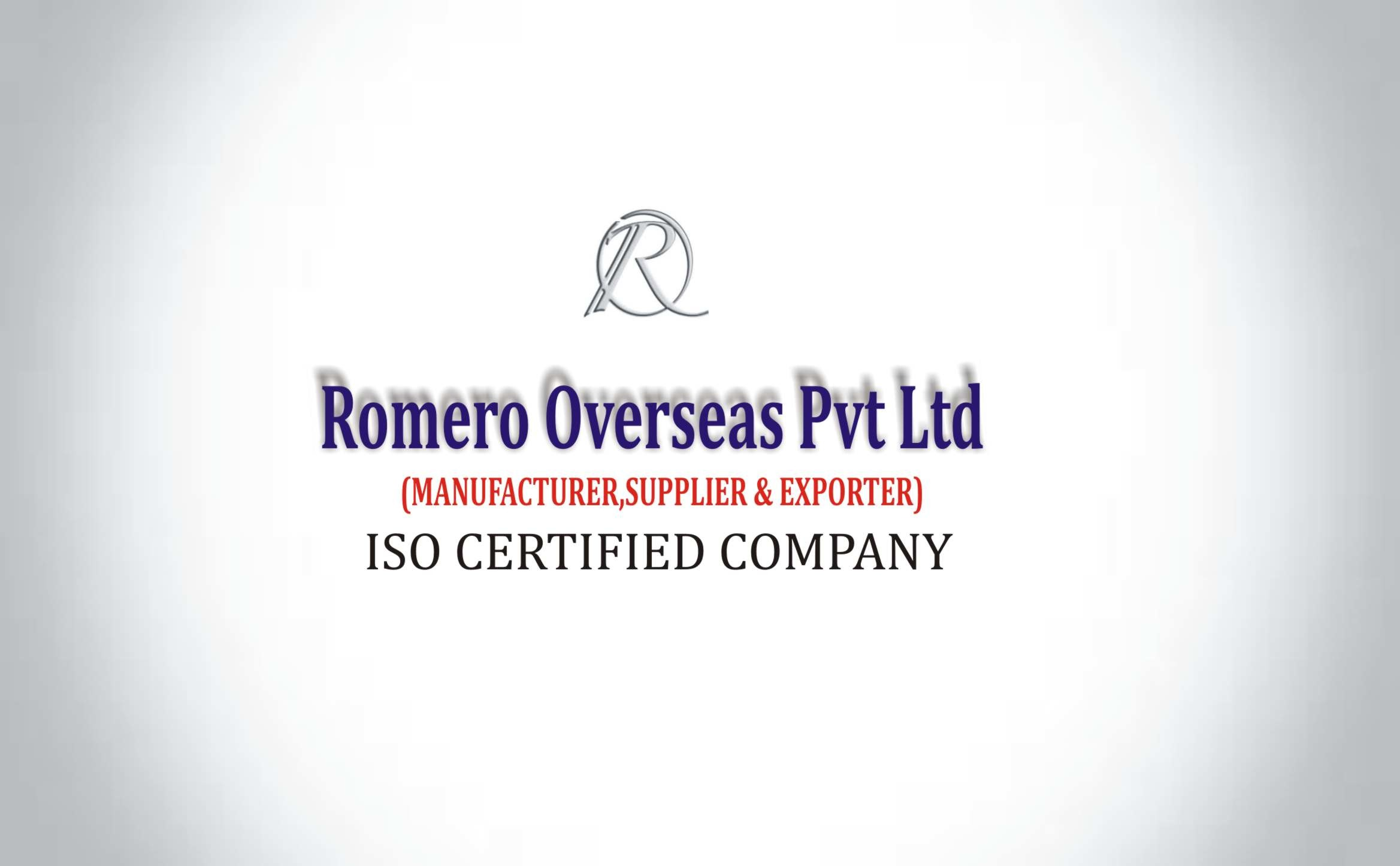 ROMERO OVERSEAS PVT LTD