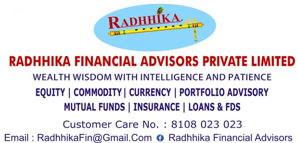RADHHIKA FINANCIAL ADVISORS PRIVATE LIMITED