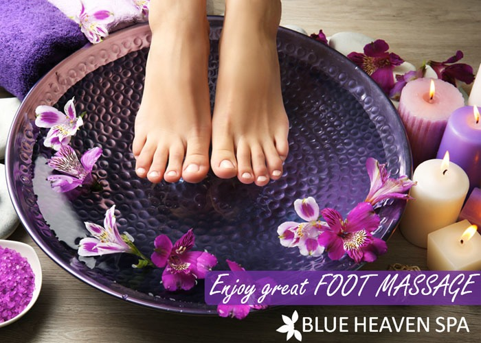 Blue Heaven Spa