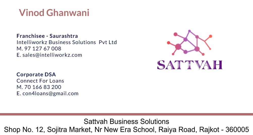 Sattvah business solutions