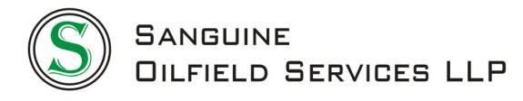 Sanguine Oilfield Services LLP