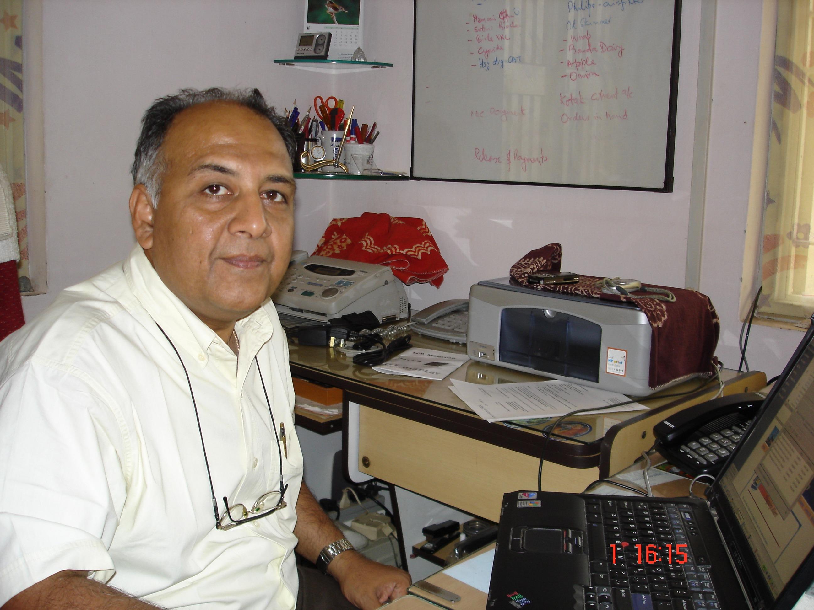 Srinivasan  Vasudev
