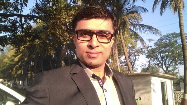 Deepak V Pokar