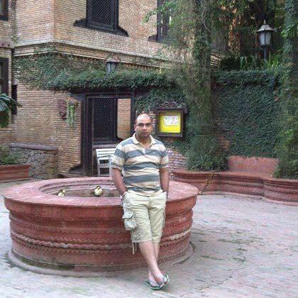 Atul Kumar Sharma