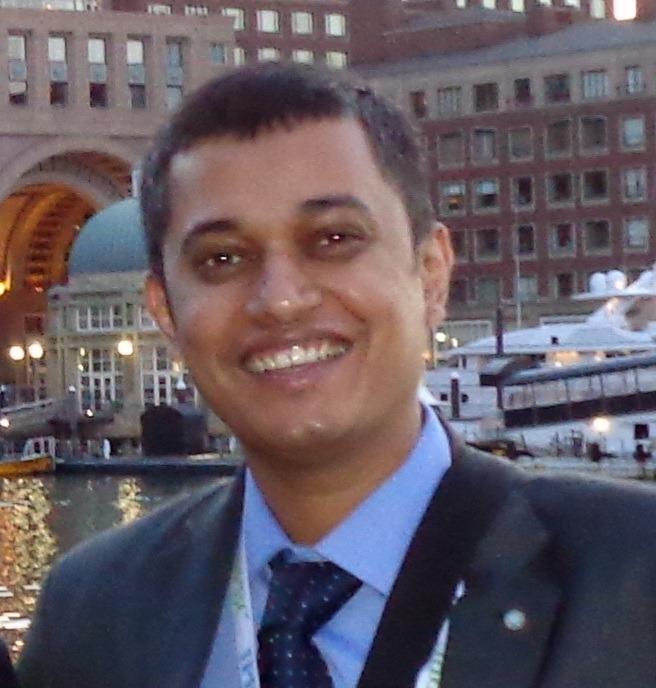 Gouraj Bhagwanrao Yadav