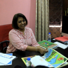 Dr. Aperna Volluru Rao